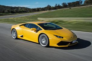 Lamborghini im Privatkunden-Leasing
