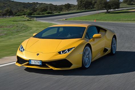 Lamborghini Huracán: Leasing, Preis
