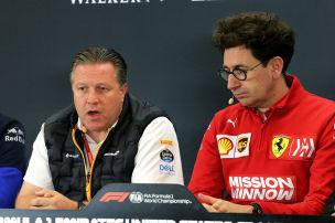 McLaren kritisiert Ferrari