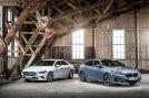BMW 2er Gran Coupé Mercedes CLA Coupé