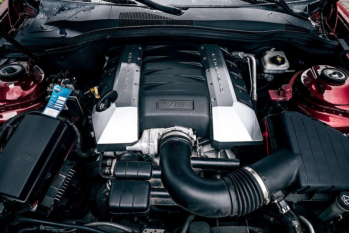 Gebrauchtwagen-Test Chevrolet Camaro
