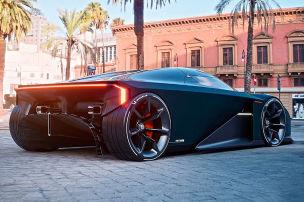 Kommt das Koenigsegg-Einstiegsmodell?