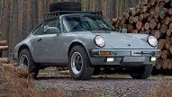 Porsche 911 Carrera 3.2: Safari-Elfer
