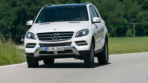 Mercedes ML 350 (W 166): Gebrauchtwagen