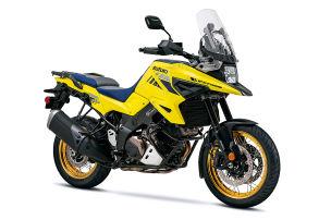 So cool ist die Abenteuer-Suzuki!