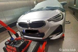 Neues BMW 2er Coup� ohne XXL-Nieren?