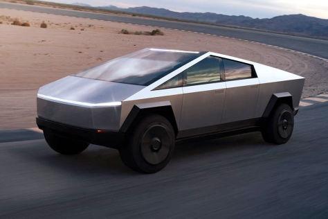 Tesla Cybertruck (2021): News, Preis, Marktstart, Motoren