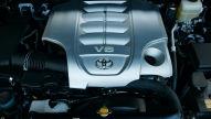 Toyota: V8-Motoren, Produktionsende