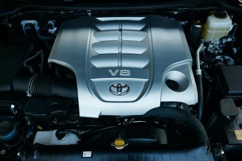 Toyota V8-Motoren: Produktionsstopp, V6, Downsizing
