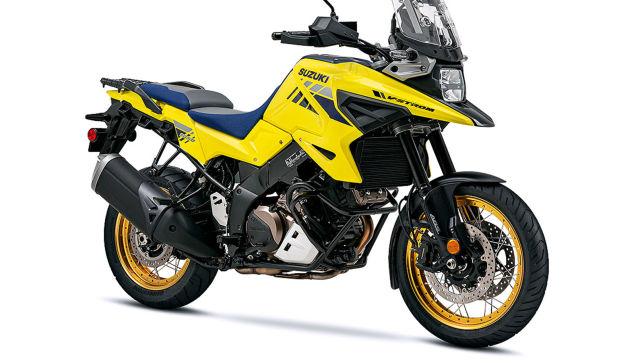 So cool ist die Abenteuer-Suzuki