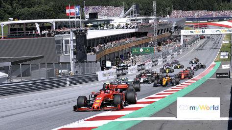Formel 1: Saisonstart in Spielberg