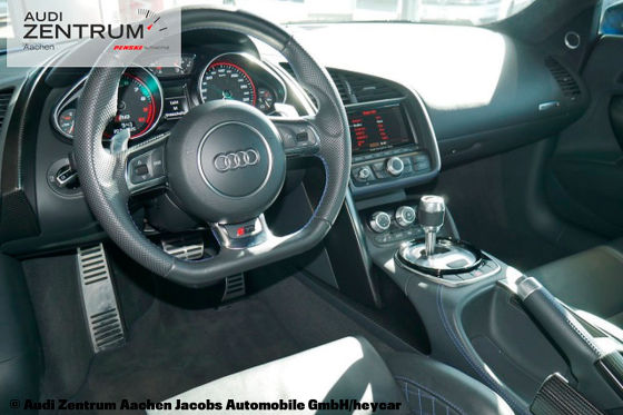 Einer von 99 Audi R8 LMX zu verkaufen