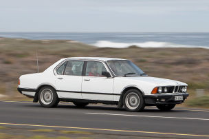 BMW 745i SA (E23): Klassiker des Tages