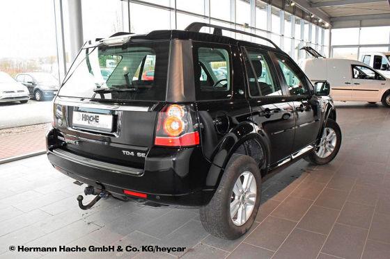 Solides Premium-SUV zum Polo-Preis
