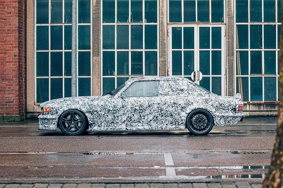 Mercedes SLC mit moderner Technik