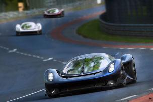 Biogas-Auto 2023 in Le Mans dabei