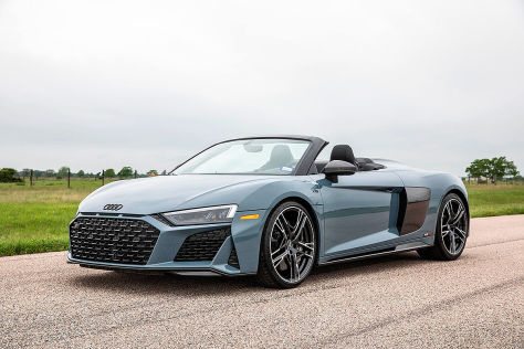 Audi R8 V10 Tuning: Hennessey Performance HPE 900