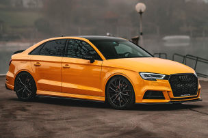 Audi RS 3 Tuning: Barracuda