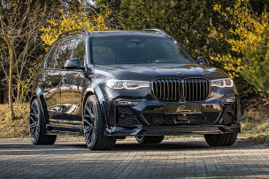 Lumma macht den BMW X7 noch breiter
