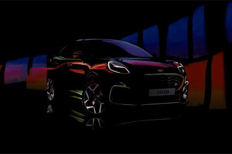 Ford Puma ST (2020): Preis, PS, Marktstart, Motor, Teaser