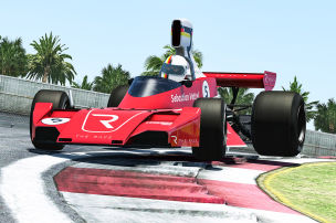 Vettel dreht sich, Norris wird eliminiert