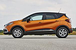 Renault Captur ab 79 Euro leasen