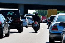 StVO-Novelle: Bu?geld für Motorradfahrer