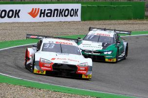 DTM: BMW sauer auf Audi