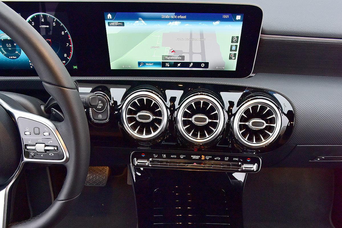 Mercedes A-Klasse Hybrid