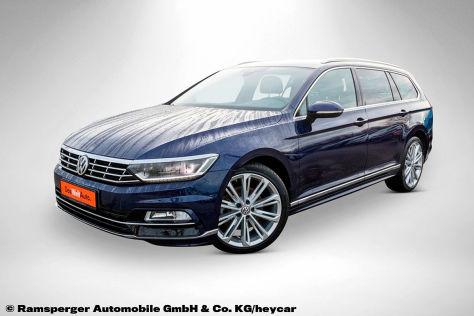 VW Passat Variant 2.0 TDI Highline, R-Line: Gebrauchtwagen, Preis