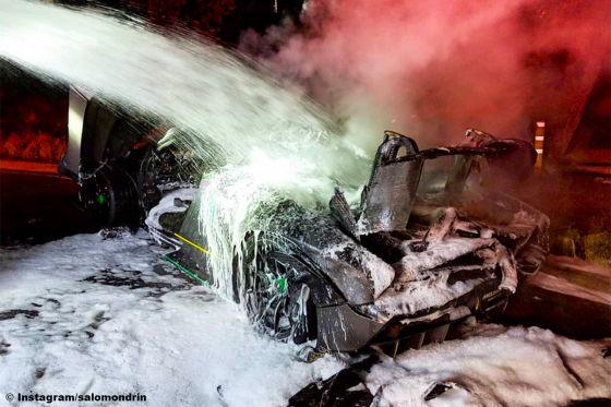 Rückruf: McLaren Senna kann Feuer fangen