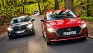Honda Civic, Mazda3: Test, Motor, Preis