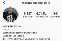 Bekenner-Video zum Mercedes-Hack?