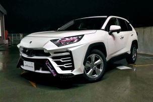 Toyota RAV4 Tuning