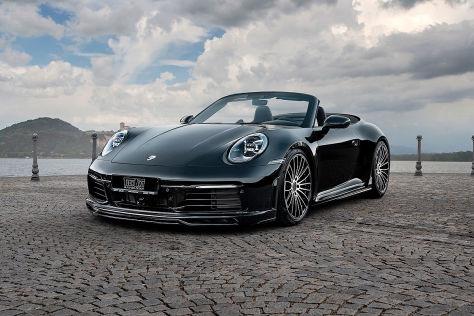 Porsche 911 Tuning: Techart Performance-Update