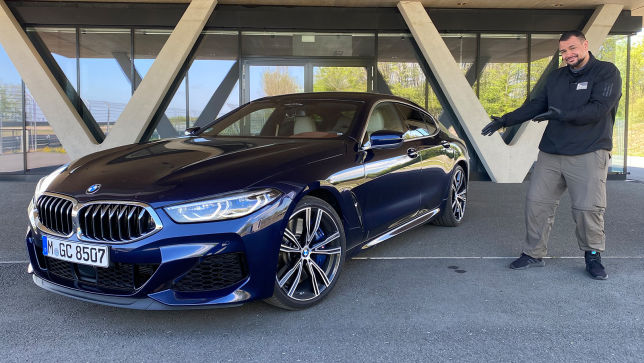 M850i Gran Coupé im Test