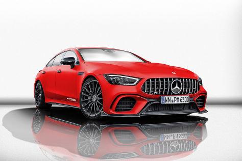 Mercedes-AMG GT 63 S Viertürer Tuning: Performmaster