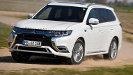 Mitsubishi Outlander PHEV: Dauertest