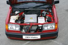 190er mit Elektro-Antrieb