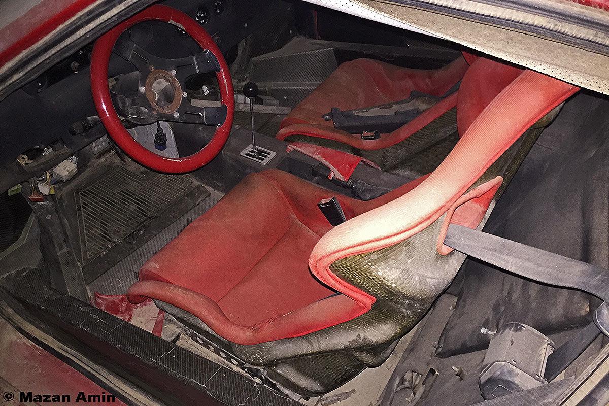 Ferrari F40: Scheunenfund