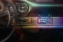 Mini-Infotainment für alte Porsche