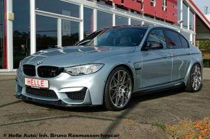 BMW M3 mit 572 PS und Handschaltung