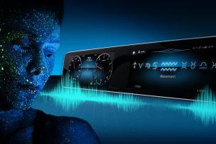 Die neuen Funktionen von Mercedes MBUX