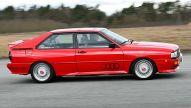 Audi quattro (1980): mit Video