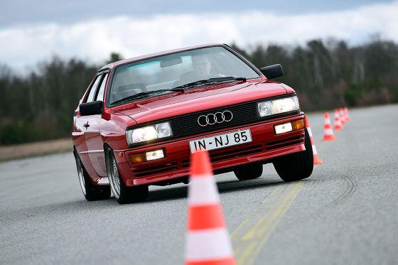 Audi Quattro (1980): 40 Jahre Ur-Quattro