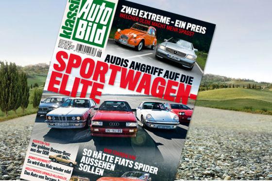 Heftvorschau AUTO BILD KLASSIK 6/2020