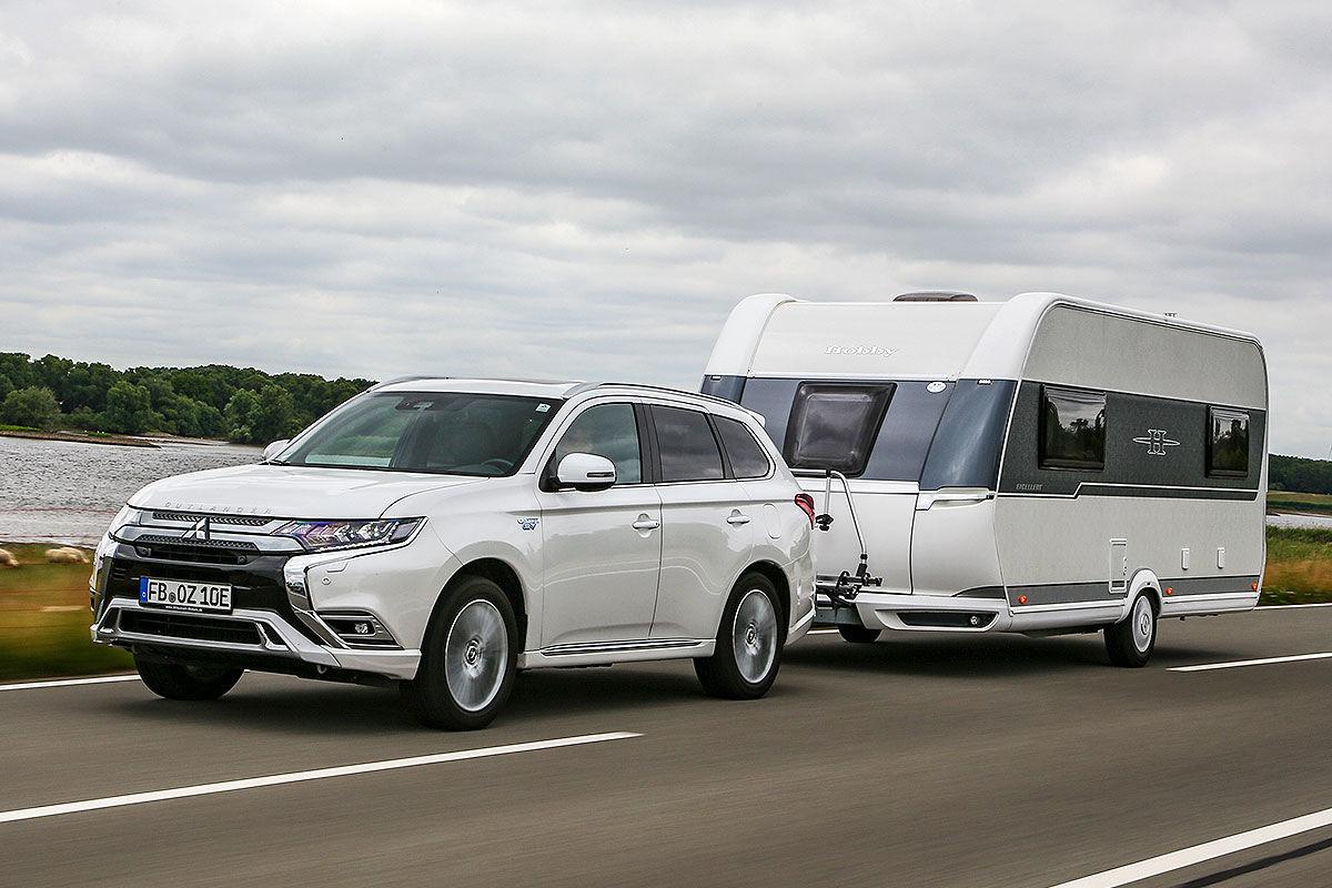 Dauertest Mitsubishi Outlander PHEV