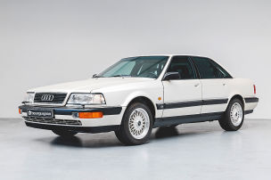 Audi V8 im Neuzustand zu verkaufen!