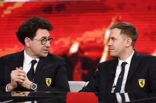 Das sagen Vettel und Binotto