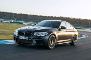 Aktueller BMW M5 im Privatleasing